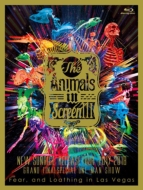 """The Animals in Screen III-""""New Sunrise"""" Release Tour 2017-2018 GRAND FINAL SPECIAL ONE MAN SHOW-(Blu-ray)"""