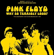 Why So Terribly Loud? - The Legendary Live To Air Broadcast 1967 (カラーヴァイナル仕様/12インチアナログレコード/CODA Publishing)