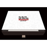 LIVE TOUR 2018 Yummy!! you&me 【初回盤】(3DVD+2CD)