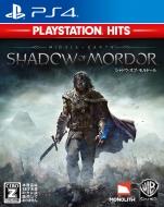 シャドウ・オブ・モルドール PlayStation Hits