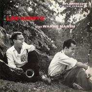 Lee Konitz With Warne Mar (180グラム重量盤レコード/Speakers Corner)