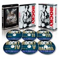 ロッキー コレクション スチールブック付きブルーレイBOX <6枚組>〔数量限定生産〕