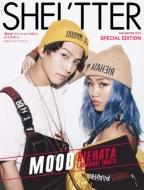 限定版 SHEL'TTER #48 WINTER 2018 ネイルMAX 2018年 12月号増刊