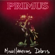 Miscellaneous Debris (アナログレコード)