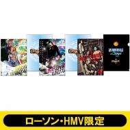 クリアファイルセットB【3選手×1種セット】