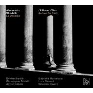 歌劇『ラ・ドリクレア』全曲 アンドレア・デ・カルロ&イル・ポモ・ドーロ、エメーケ・バラート、シャヴィエ・サバータ、他(2017 ステレオ)(3CD)