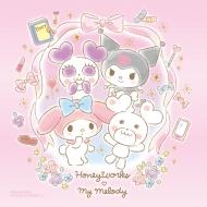 HoneyWorks × My Melody マイクロファイバー C