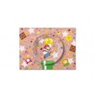 スーパーマリオ ホーム&パーティー ペーパープレートセット(キャラクター & アイテム)