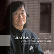 交響曲第2番:小林研一郎 指揮&チェコ・フィルハーモニー管弦楽団 (180グラム重量盤レコード/EXTON)