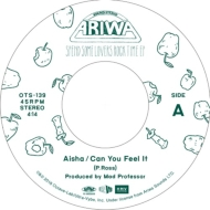 Can You Feel It / Can You Feel It (Instrumental)(7インチシングルレコード)