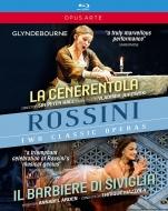 グラインドボーン音楽祭〜ロッシーニ:チェネレントラ(2005)、セヴィリャの理髪師(2016)(2BD)