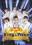 King & Prince First Concert Tour 2018 (Blu-ray)