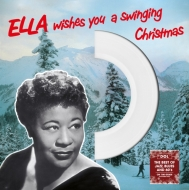Ella Wishes You A Swinging Christmas (カラーヴァイナル仕様/アナログレコード/DOL)