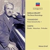 Piano Concerto, 1, : Orloff(P)Fistoulari / National So +chopin: Piano Works