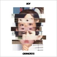 BOY 【初回生産限定盤】(+DVD)