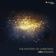 『The Mystery of Christmas〜中世から現代までのクリスマスにまつわる作品集』 スージー・ディグビー&ORAシンガーズ