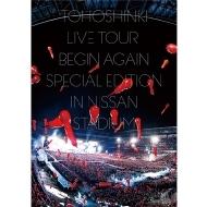 東方神起LIVE TOUR 〜Begin Again〜Special Edition in NISSAN STADIUM (3DVD)