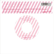 PINK(tofubeats Remix)/SUNNY SIDE(WONK Remix)【完全限定プレス】(クリア・ヴァイナル仕様/7インチシングルレコード)