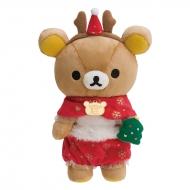 クリスマスぬいぐるみ2018(リラックマ)