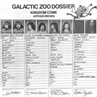 Galactic Zoo Dossier 銀河動物園白書 <Blu-spec CD/紙ジャケット>