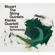 弦楽五重奏曲全集 クレンケ四重奏団、ヘラルド・シェーネヴェーク(3CD)