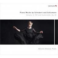 Schubert Piano Sonata No.20, Schumann Humoreske : Natalia Ehwald