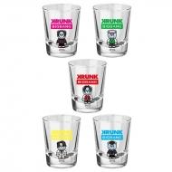 KRUNK×BIGBANG ショットグラス(全5種の内ランダム1種)【ローソン・HMV限定】
