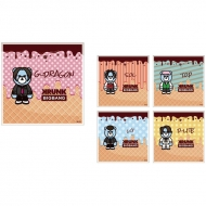 KRUNK×BIGBANG ハンドタオル(全5種の内ランダム1種)【ローソン・HMV限定】