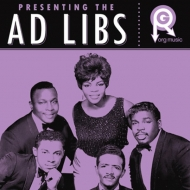 Presenting...The Ad Libs【2018 RECORD STORE DAY BLACK FRIDAY 限定盤】(パープル・ヴァイナル仕様/アナログレコード)