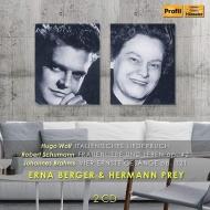 Erna Berger & Hermann Prey : Lieder Duets (2CD)