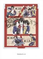 デカキャラミラー / Buster Bros!!! グラフアート