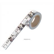 マスキングテープ / イケブクロ・ディビジョン VS ヨコハマ・ディビジョン グラフアート
