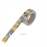 マスキングテープ / Fling Posse VS 麻天狼 グラフアート