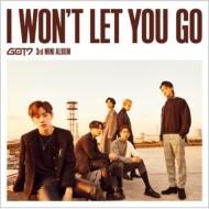 I WON'T LET YOU GO 【初回仕様通常盤】