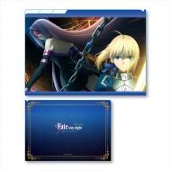 クリアファイル3ポケット[B] Fate/stay night [Heaven's Feel]