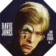 Davie Jones And Other Stories 3 (オクタゴン変形ジャケット仕様/アナログレコード/Audrey)