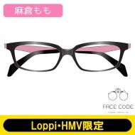 MOMO ASAKURA ×FACECODE メガネフレーム【Loppi・HMV限定】