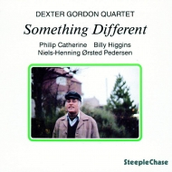 Something Different (アナログレコード/SteepleChase)