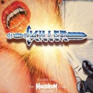 THE MAUSOLEUM YEARS BOXSET 1981-1990 (4CD)