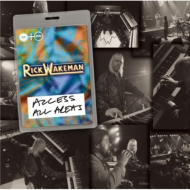 Access All Areas: Live 1990 (+CD)