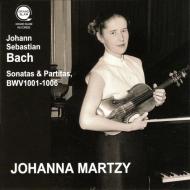 無伴奏ヴァイオリンのためのソナタとパルティータ 全曲 ヨハンナ・マルツィ(平林直哉復刻)(2CD)