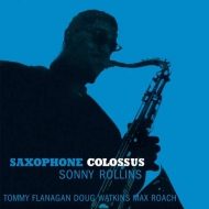 Saxophone Colossus (カラーヴァイナル仕様/180グラム重量盤レコード/waxtime in color)