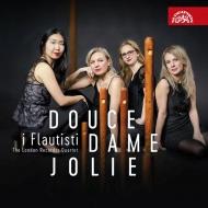 Douce Dame Jolie : i Flautisti -The London Recorder Quartet