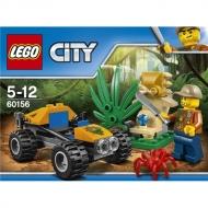 LEGO 60156 シティ ジャングル探検バギー