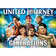 GENERATIONS LIVE TOUR 2018 UNITED JOURNEY (Blu-ray)