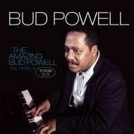 Amazing Bud Powell Vol 1 & 2 - The Original 10inch LPs (アナログレコード/Vinyl Passion)
