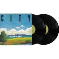 CITY / HAPPY END BEST ALBUM (45回転/2枚組/180グラム重量盤レコード)