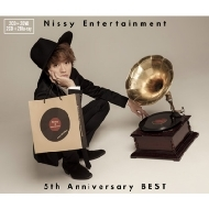 Nissy Entertainment 5th Anniversary BEST (2CD+2DVD)