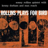 Rollins Plays For Bird (アナログレコード/Down At Dawn)