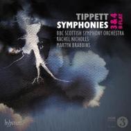 交響曲第3番、第4番、交響曲変ロ長調 マーティン・ブラビンズ&BBCスコティッシュ交響楽団